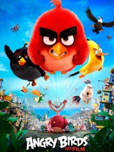 فلم الكرتون الطيور الغاضبة Angry Birds 2016 مدبلج للعربية