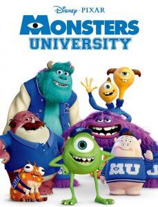 فلم الكرتون جامعة المرعبين Monsters University 2013 مدبلح عربي