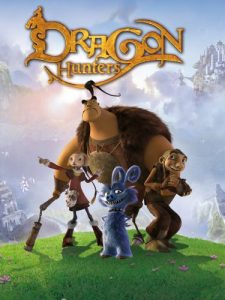 فيلم كرتون صائدي التنانين Dragon Hunters 2008 مدبلج للعربية