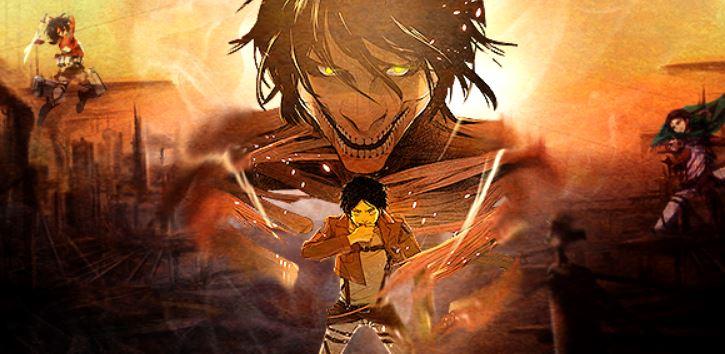الهجوم على العمالقة Attack On Titan