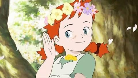 آن تشارلي ذات الشعر الأحمر