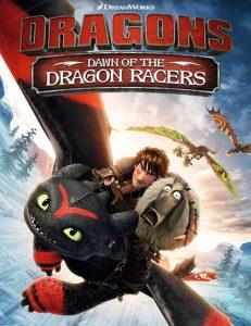 فلم الكرتون تنانين: متسابقي التنانين Dragons: Dawn of the Dragon Racers 2014 مترجم