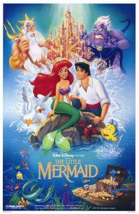 فيلم كرتون حورية البحر The Little Mermaid 1989 مدبلج للعربية