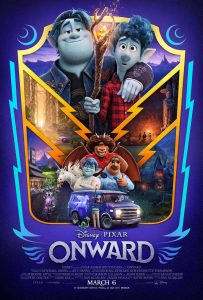 فيلم كرتون أونورد Onward 2020 مترجم للعربية