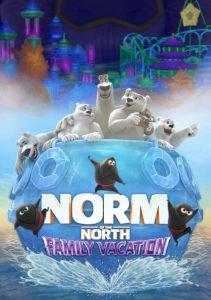 فيلم كرتون نورم من الشمال اجازة عائلية Norm Of The North Family Vacation 2020 مترجم