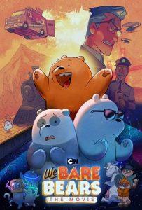 فيلم كرتون الدببة الثلاثة الفيلم We Bare Bears The Movie 2020 مترجم