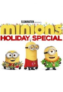 فيلم المينيونز Minions Holiday Special عطلة خاصة